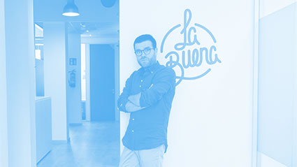 Nace La Buena, el nuevo proyecto de Álber Fernández